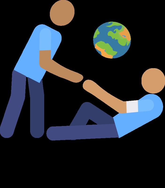 L'Integration par la culture et le partage - Helpimeter